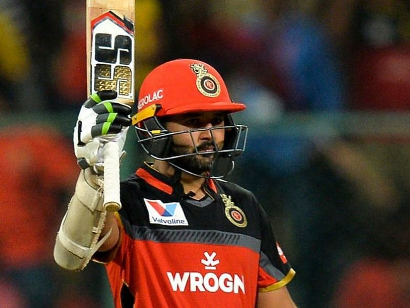 Parthiv Patel has been frozen out of the RCB side