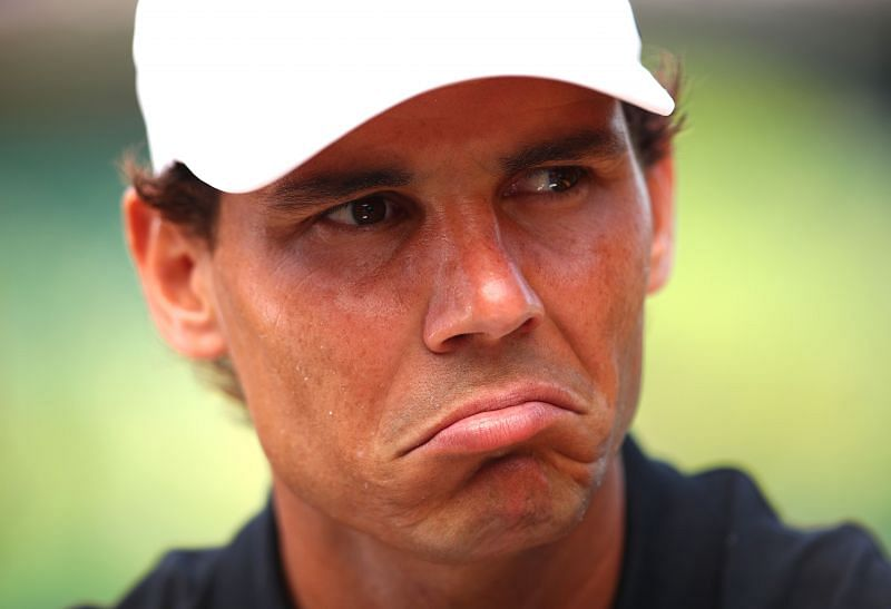 Rafael Nadal continues to show concern for the pandemic