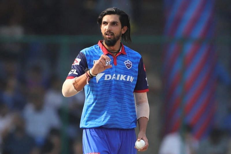 Ishant Sharma has been ruled of the rest of IPL 2020
