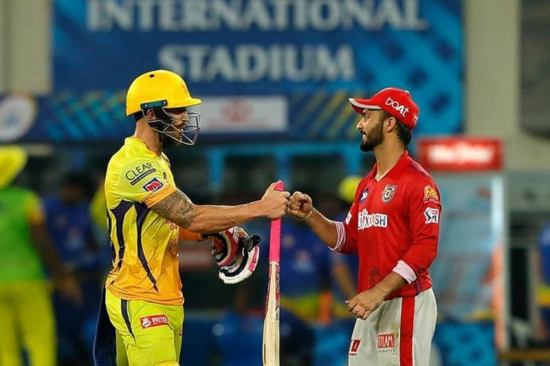 The Chennai Super Kings beat Kings XI Punjab by ten wickets in their previous IPL 2020 match. (Image Credits: IPLT20.com)