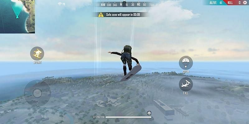 Ping in Free Fire