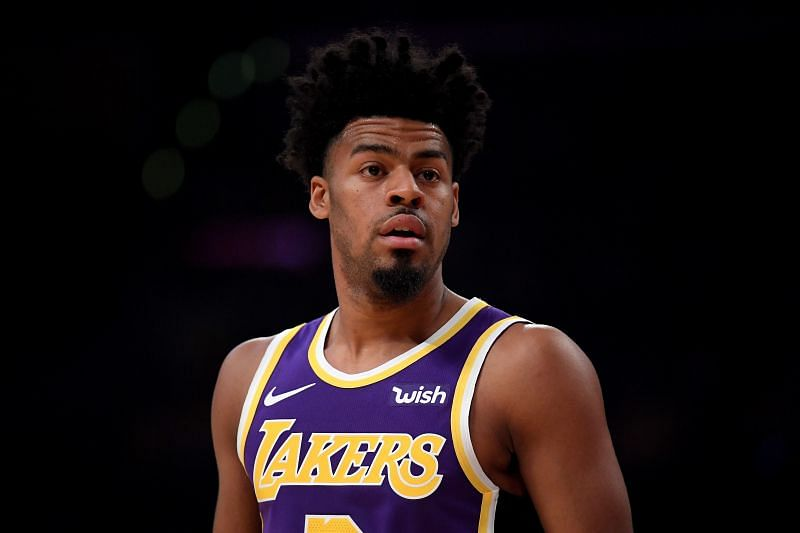 Quinn Cook most likely won
