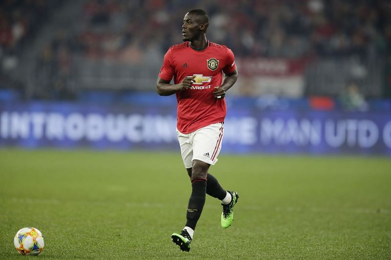Eric Bailly has a poor injury record