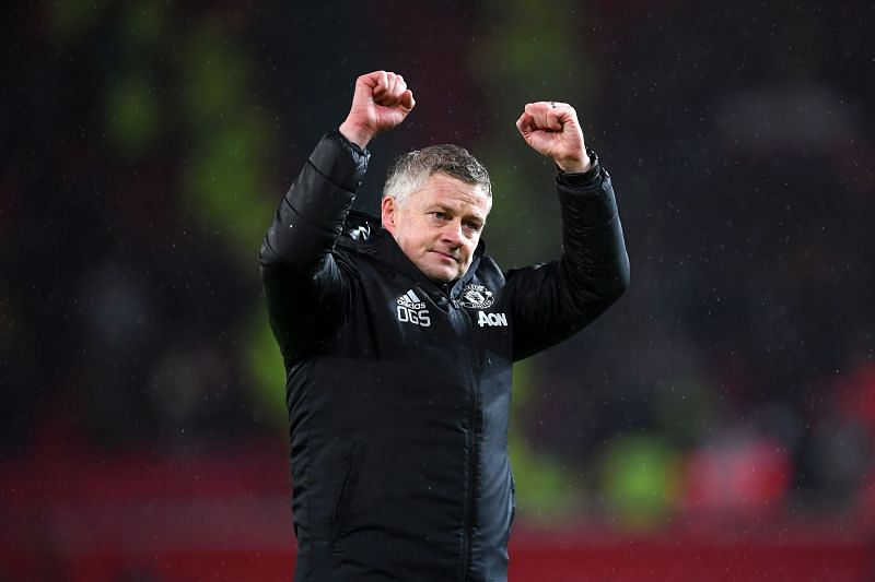 Solskjaer guided Manchester United to a 4-1 win over Newcastle on Saturday.