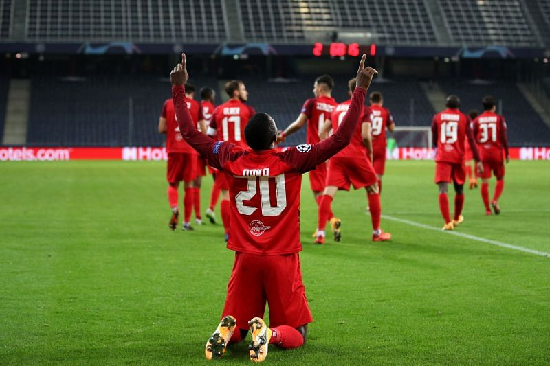 RB Salzburg host Lokomotiv Moscow in their first match of the UEFA Champions League 2020-21 campaign
