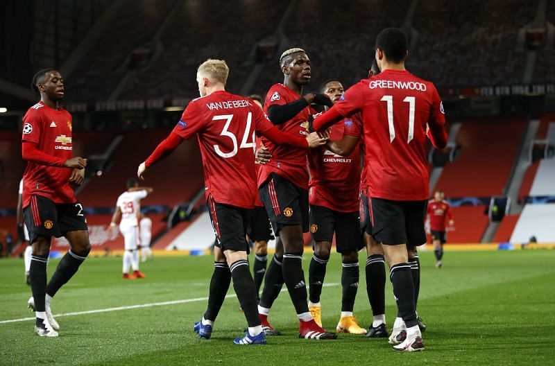 Manchester United 5 0 Rb Leipzig Player Ratings As Rashford Hat Trick Headlines Red Devils Romp Uefa Champions League 2020 21