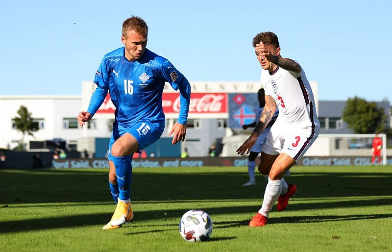 Can Iceland pick up their first UEFA Nations League points of the current campaign when Denmark visit Reykjavik?