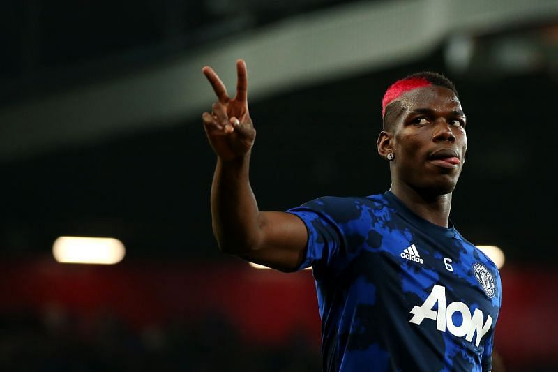 Paul Pogba has called out British newspaper The Sun for publishing