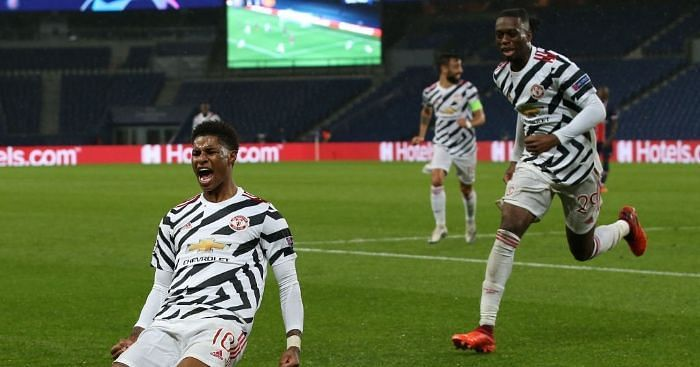 Paris Saint Germain 1 2 Manchester United 5 Talking Points As Marcus Rashford Turns Hero Again Uefa Champions League 2020 21