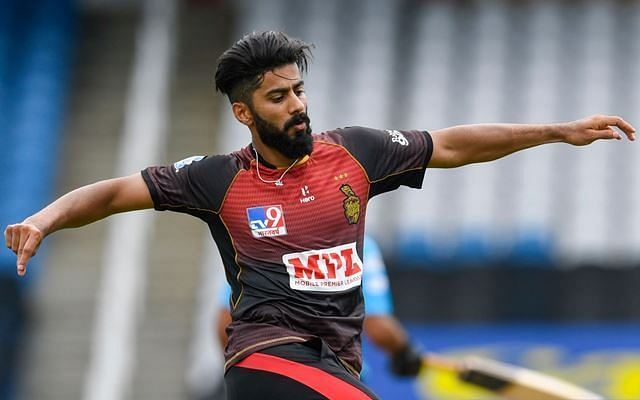 Ali Khan has made a name for himself in the T20 leagues around the world (Image Credits: Twitter)