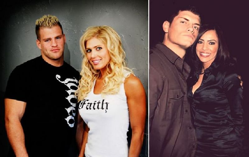 Many WWE couples have managed to remain under the radar