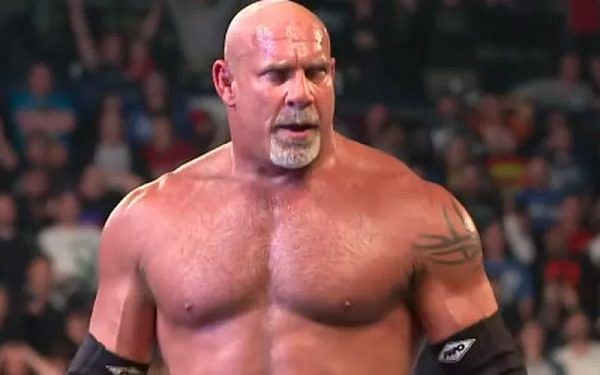 Bill Goldberg made an appearance during this week