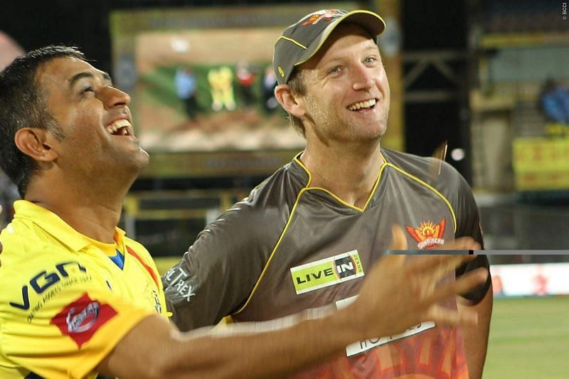 CSK beat SRH by 5 wickets in IPL 2013 (Image: iplt20.com)