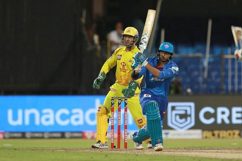 Axar Patel hit 3 sixes in the last over to win Delhi Capitals the match [P/C: iplt20.com]