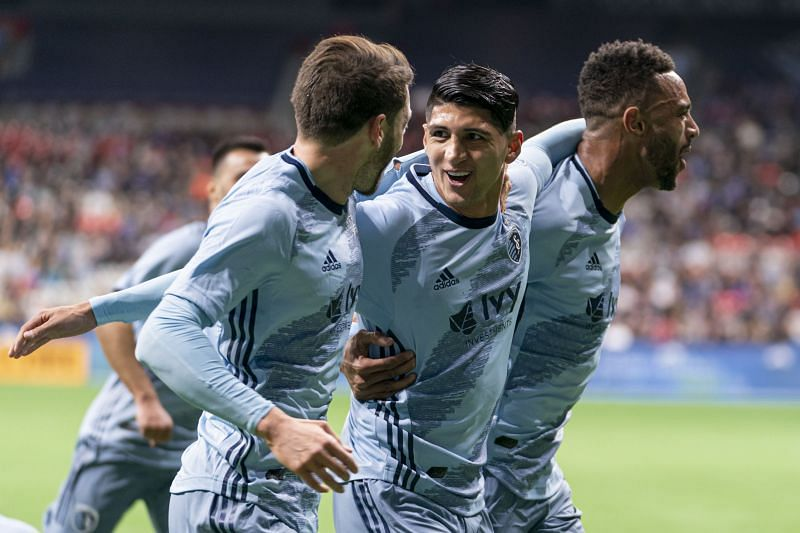 Sporting KC travel to Frisco, Texas to take on FC Dallas in their next MLS fixture