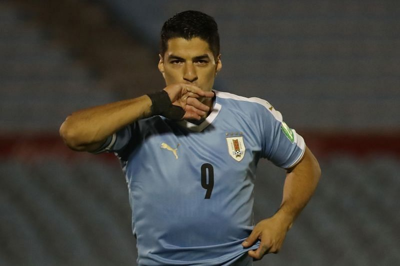 Suarez is an important player for Uruguay