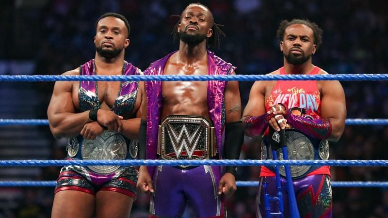 Could one member of The New Day switch brands during the WWE Draft?
