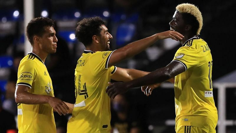 FC Dallas will host Eastern Conference leaders Columbus Crew in their upcoming MLS fixture