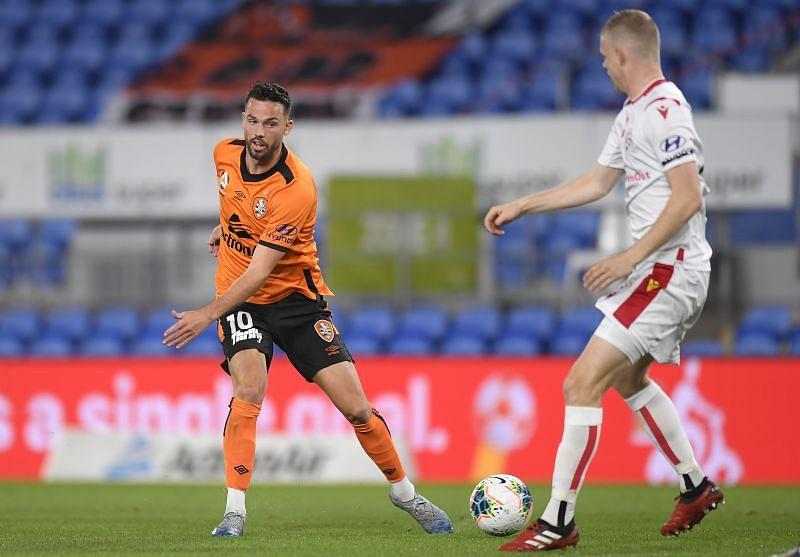 A-League Rd 29 - Brisbane v Adelaide