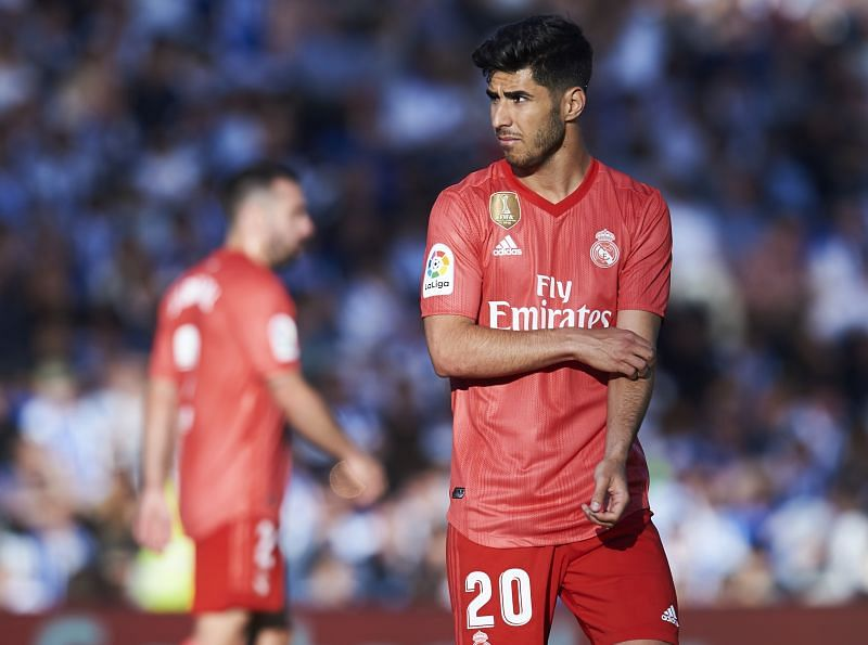 Real Madrid star Marco Asensio reveals reason behind ...