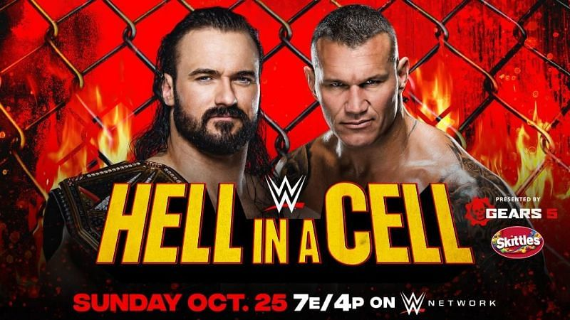 The 12th Hell In A Cell will take place from Amway Center on October 25