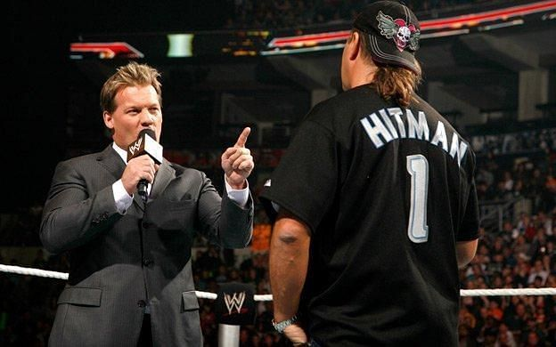 Jericho missed out on wrestling some great stars in his time (Pic Source: WWE)