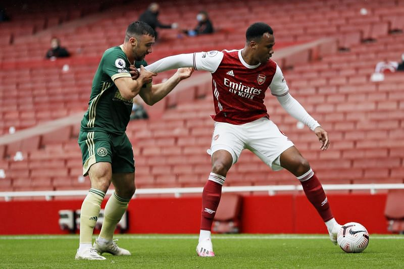 Arsenal vs Sheffield United - Premier League