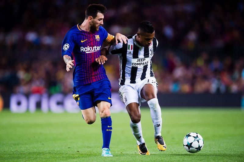 Juventus will be facing Barcelona for the first time in three years.