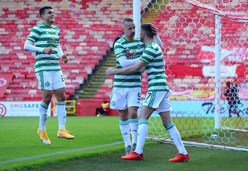 Celtic are winless in three games