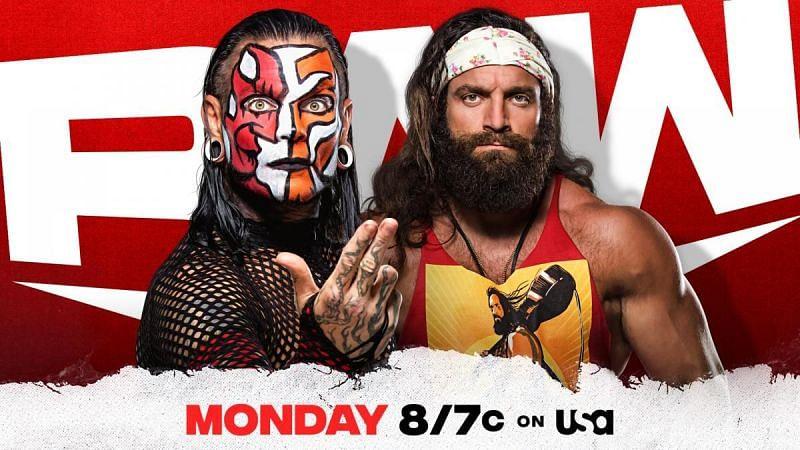 Jeff Hardy vs. Elias.