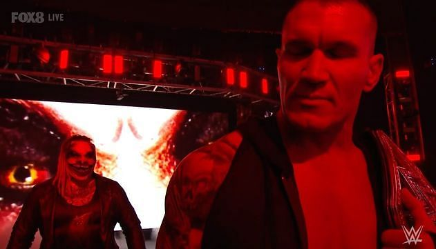 Randy Orton has a tough time ahead of him