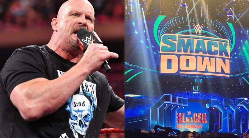 Stone Cold Steve Austin returns to SmackDown tonight