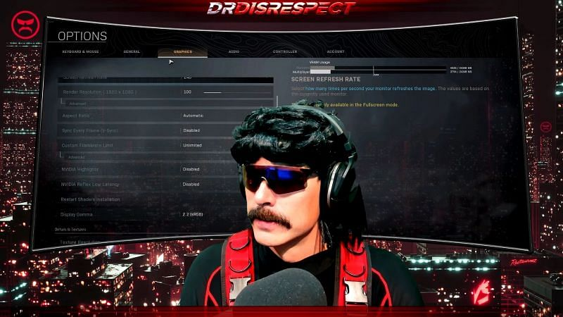 Image Credit: DrDisrespect/YouTube