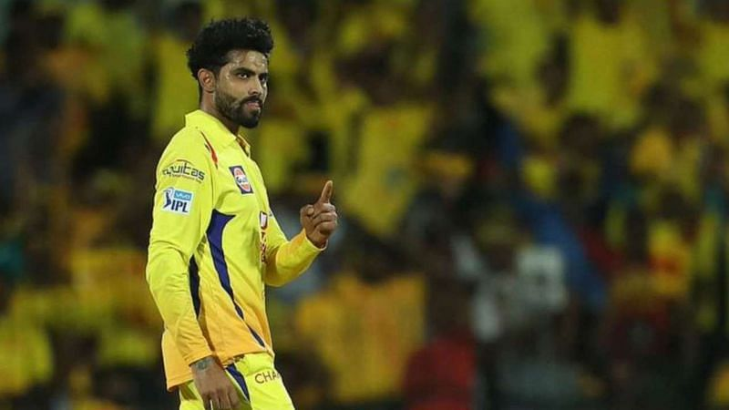Ravindra Jadeja has contributed in all 3 departments