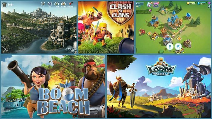 5 best online games like Clash of Clans in 2020