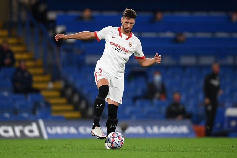 Sevilla take on Rennes this week