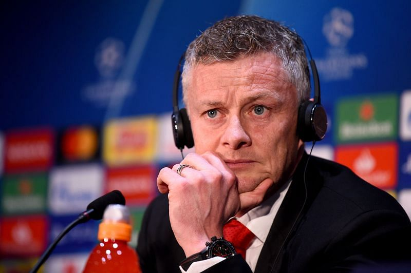 Ole Gunnar Solskjaer is being made a convenient scapegoat