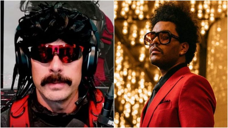 Dr Disrespect recently hinted at an upcoming collaboration with The Weeknd