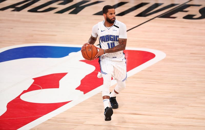 DJ Augustin could be a key floor spacer for any NBA franchise.