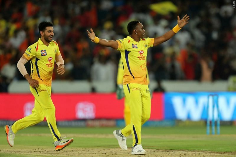 A brilliant 18th over by Dwayne Bravo swung the game in CSK