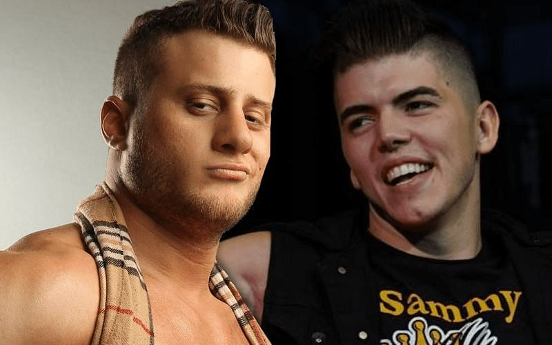 Two of brightest young stars in AEW