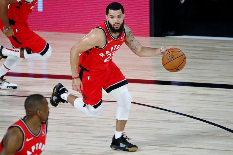 Fred VanVleet could be one of the most valuable free agents this off-season.