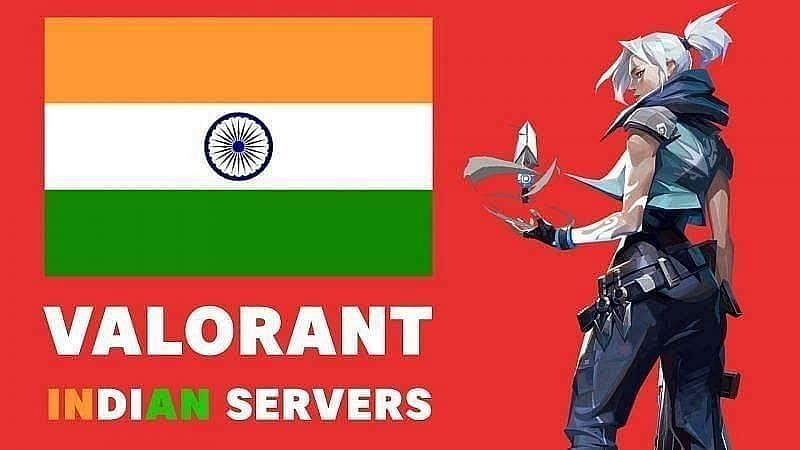 Indian Valorant servers are finally live.