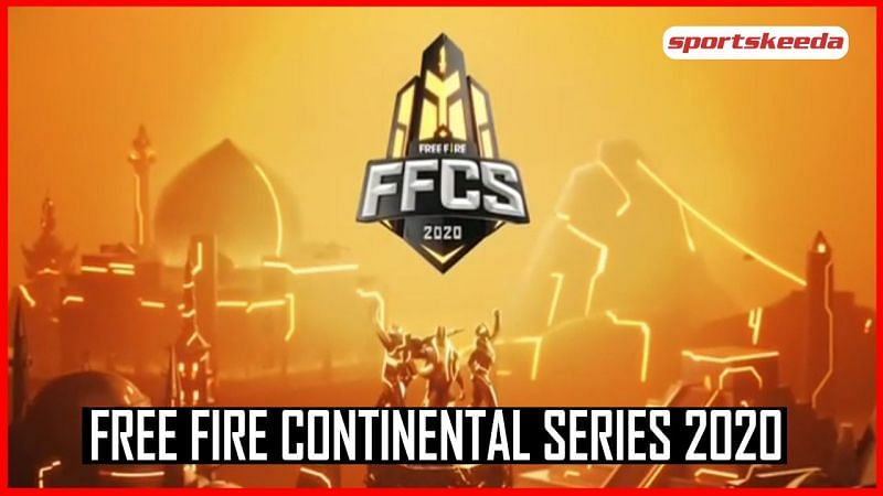 Free Fire continental series 2020 : Asia
