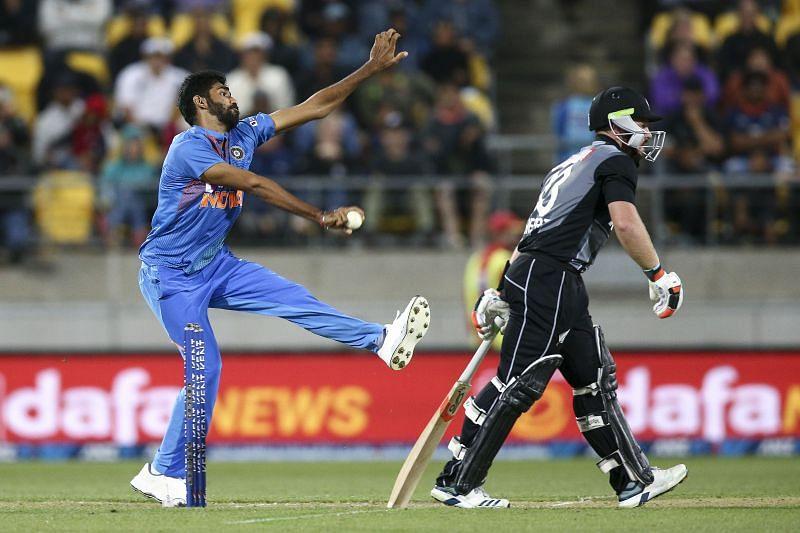 New Zealand v India - T20