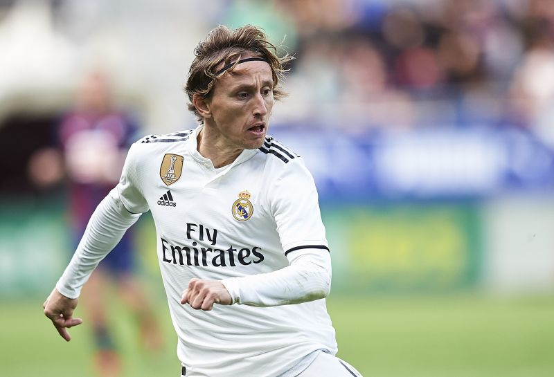 Real Madrid midfielder Luka Modric is one of the best footballers of his generation