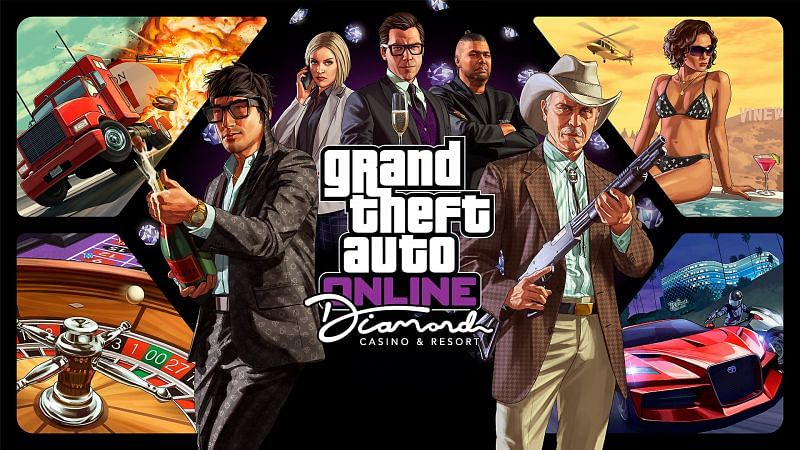 This is a great time to get into GTA Online as Rockstar Games have huge things planned for the game later this year.(Image Credits: PlayStation)