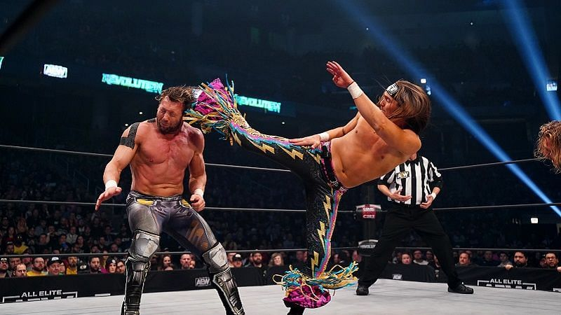 The Young Bucks have been wrestling in AEW but are yet to win the AEW Tag Team Championships in the company