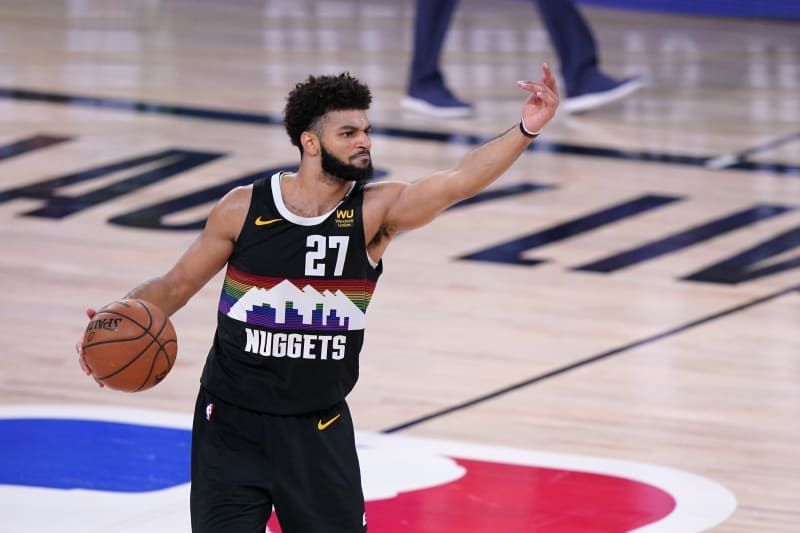 Jamal Murray is a key player for the Denver Nuggets.
