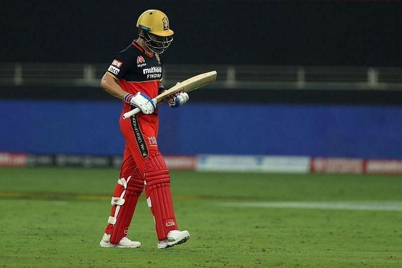 Virat Kohli is yet to fire for RCB in IPL 2020